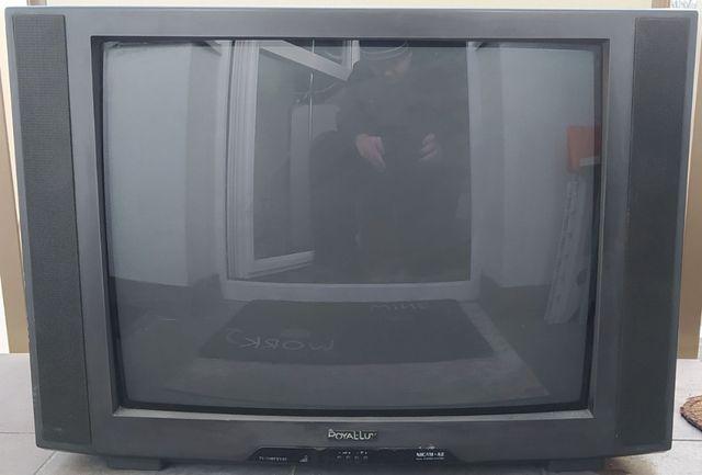 Telewizor kineskopowy ROYAL-LUX 27''