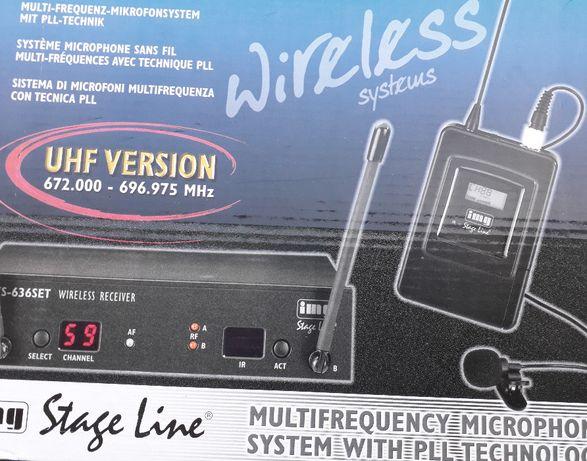 -mikrofon bezprzewodowy img stage line txs 636 set