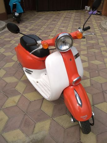 Honda Giorno скутер