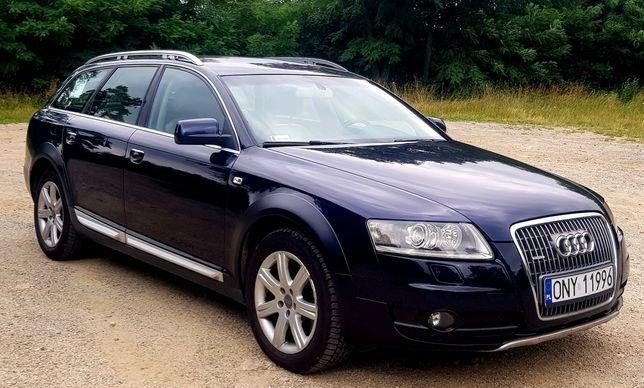 Audi A6 Allroad, 3.0 TDI, MOŻLIWA ZAMIANA