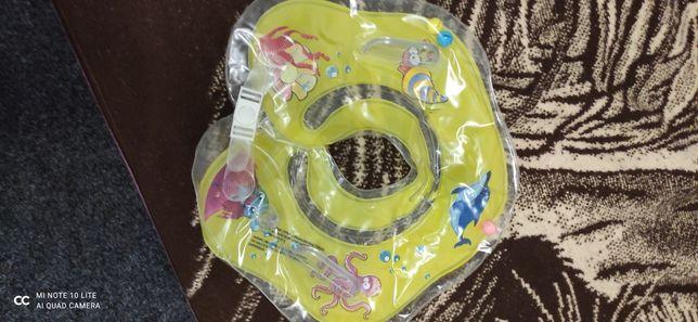 Продам детский надувной круг