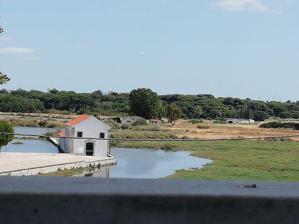Apartamento vista Baía e Moinho de Maré