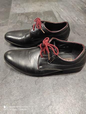 Buty chłopięce r.37 komunijne