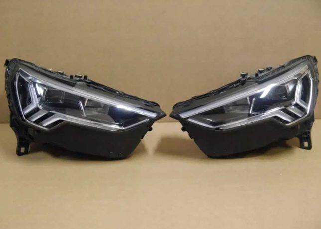 AUDI Q3 83A FULL LED MATRIX фары 83A941035 83A941036