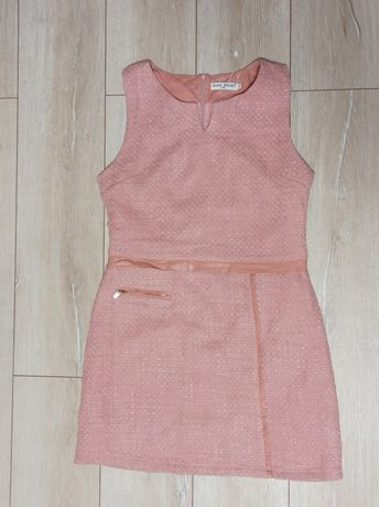 Теплое платье ..