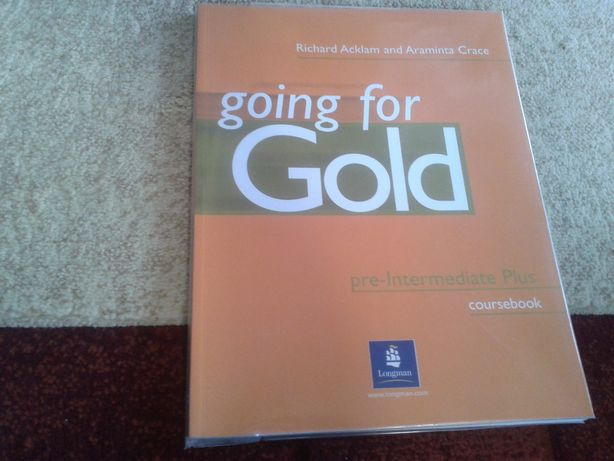 Going for gold