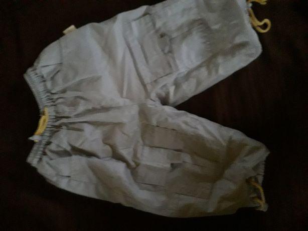 Spodnie ocieplane dla chłopaka