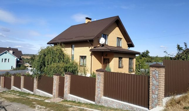Продам качественный уютный дом (229кв.м) Хотов (Лесники). Хозяин!