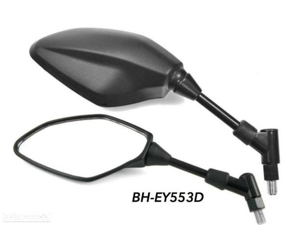 ESPELHOS, Yamaha - MT-125 MT-07 MT-10 MT-09 SUPER TENERE XTZ 1200 MT-03