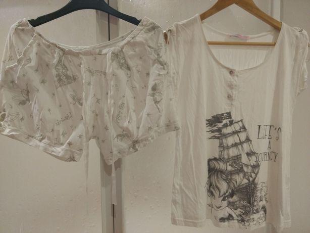 лёгкая пижама бельё шорты маечка футболка девочке подростку