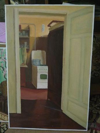 Продам копию картины Пурмале Лиги