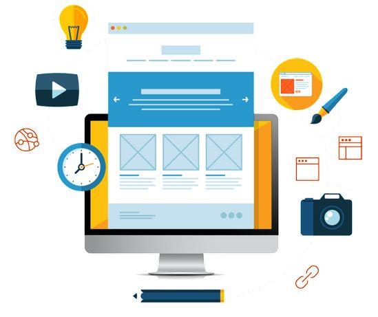 Создание и разработка сайта | Контекстная реклама | Продвижение сайтов