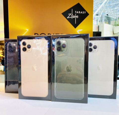 iPhone 11 Pro Max 64 GB 512 GB Green Gold Space Gray Silver