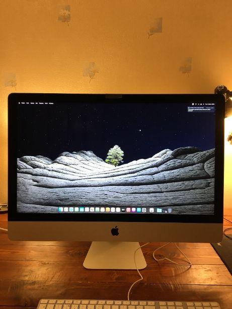 iMac 27 (2015) 5K Retina, i5, 16 RAM, 1TB SSD, M380 2Gb (Есть видео)