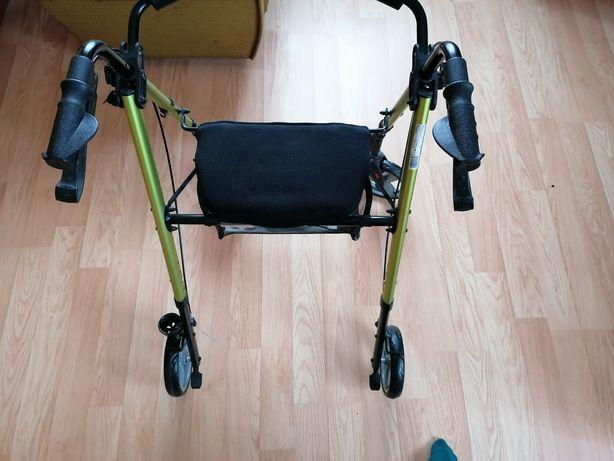Wózek dla starszych osób