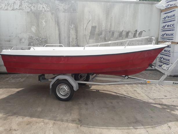 Łódka Łódź wędkarska 420