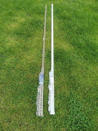 Nowy karnisz podwójny Tuluza 240 cm. - gwarancja - 40 proc. ceny!