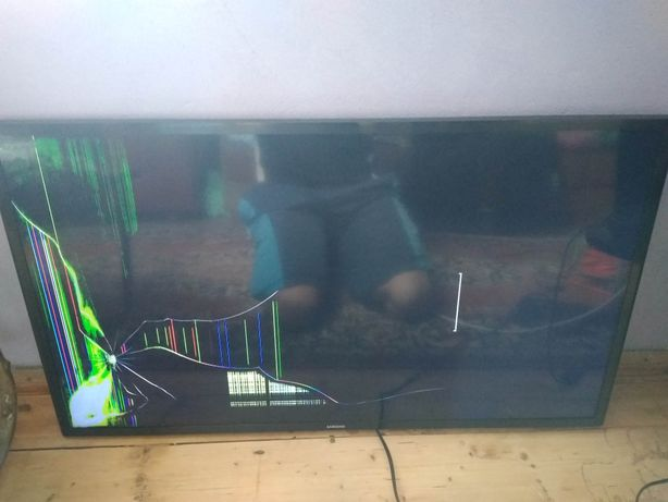 Telewizor Tv Samsung 40 cali ue40j5200aw zasilacz części