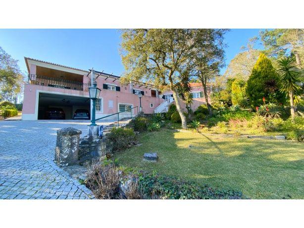 Moradia de luxo em Vale de Lobos, Almargem do Bispo (Acei...