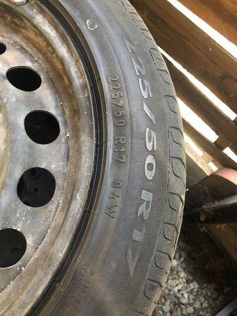 Opony letnie Pirelli Cinturato P7 225 50 R17 94W Run Flat BMW X1