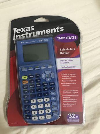 Calculadora gráfica TI 82 (3' ciclo e ensino superior)