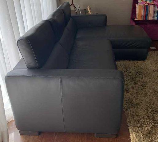 Sofá com Chaise longue - Divani e Divani