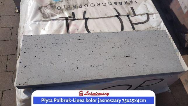 Polbruk-LINEA-Płyta tarasowa -Kostka brukowa beton architektoniczny