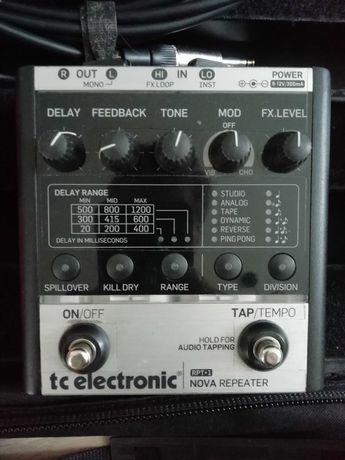 Tc Electronic Nova Repeater (z pudełkiem) delay