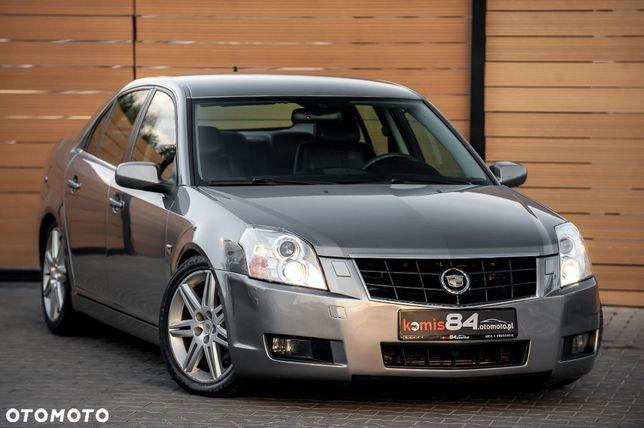 Cadillac Bls 2.8v6 255km#Bixenon#Skóra#Dvd#Serwis#Szwajcar Po