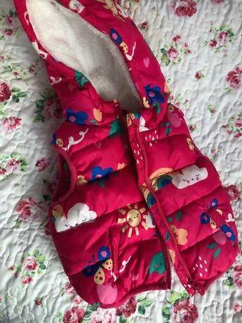 Ubranka dla dziewczynki 74 - 80, paka, paczka