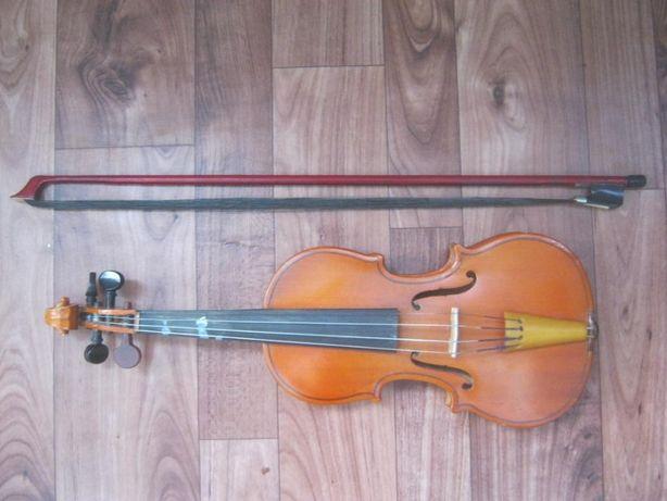 Скрипка ссср 1/4 + смычок. №5