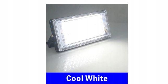 Halogen wodoodporny  lampa led 50w 4500k neutralny