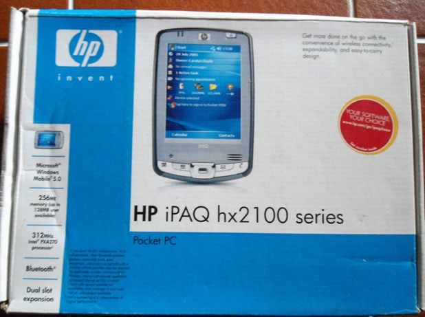 Pda Pocket PC HP Ipaq HX2100