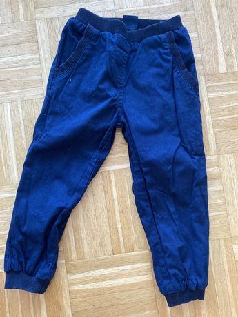 Spodnie dla chlopca 92/98