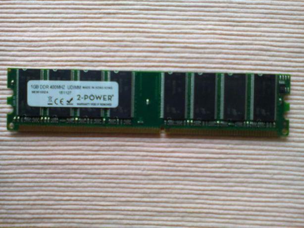 Memória DDR 400 / 1GB (nova)