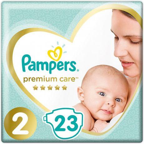 Памперсы Pampers premium care 2