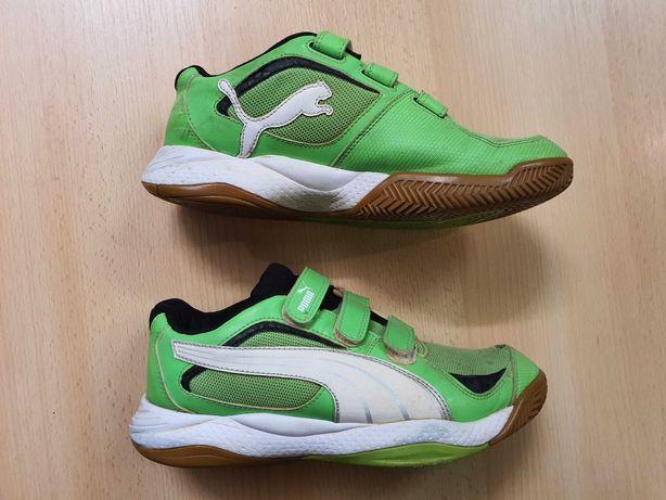 Детские универсальные теннисные кроссовки Puma (размер 37,5)