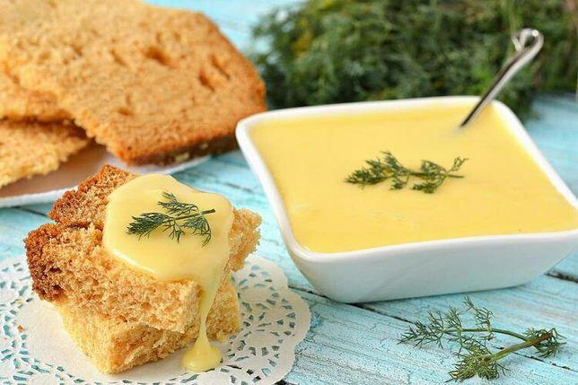 Плавленый сыр Янтарь домашний