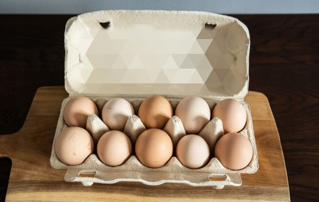 Jaja 0,90gr, wiejskie od kur z wolnego wybiegu, świeże, ekologiczne
