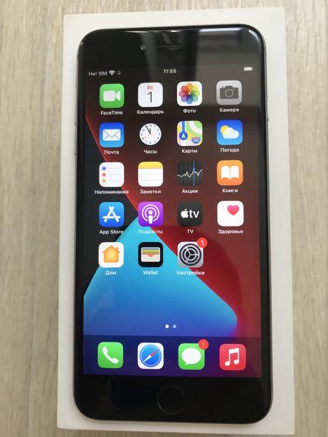 Apple iphone 6S Plus 64GB Space Gray Neverlock