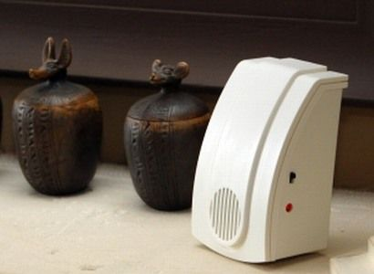 Отпугиватель от грызунов и от насекомых на батарейках для дома ВК0240