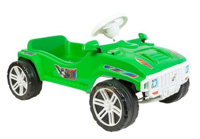 Машинка педальная Орион
