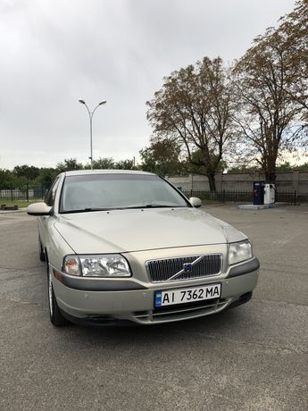 Volvo s 80 turbo benbzin