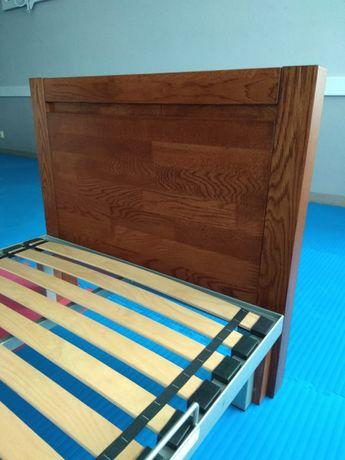 Łóżko 90 x 200 cm z materacem.