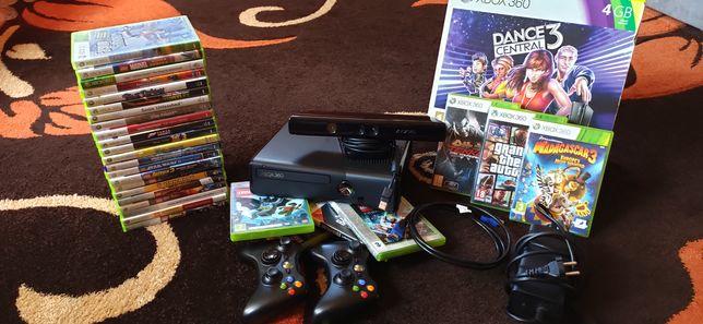 **Konsola Xbox 360**Super Zestaw** Xbox one