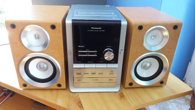 Mini Wieża Panasonic SA-PM21