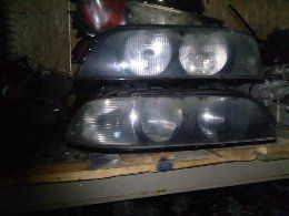 Lampy przednie BMW E39 H7