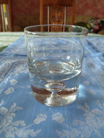 Kieliszki szklanki z Krosna 12 szt. plus gratis