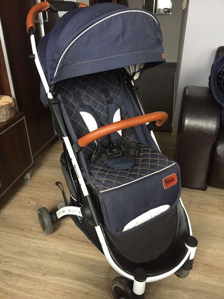 Wózek spacerówka fjessa