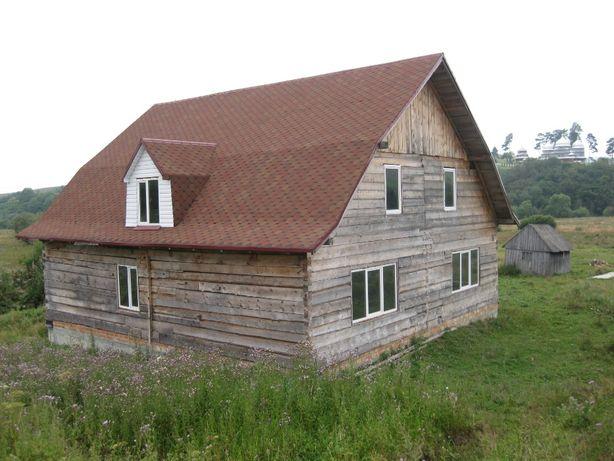 Будинок у Карпатах